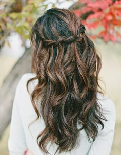 dark-brown-hair-with-caramel-highlights-on-top-picture.jpg 497×640 pixels