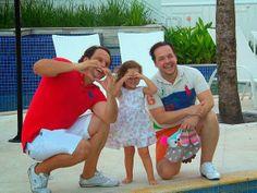 Já Imaginou? Casal homoafetivo consegue licença paternidade de 6 meses no Recife.