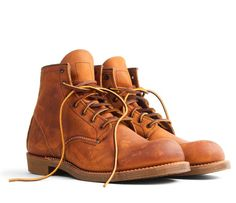 Red Wing for J. Crew Munson Boots - Boots Designed for an Infantryman