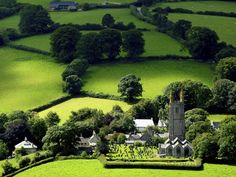 """Romantic Cottage in Devon - """"Devon's Most Romantic Cottage""""  A drive across the moor where you will pass beautiful thatched villages, such as Widecombe."""