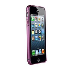 dodocool® Ultrathin Lightweight Metal Aluminum Bumper Frame explosion-proof Crystal Clear Series 3D cambered Allows all interface Shell Case Protective Cover for iPhone 5 5S-easy installation-Retail Packaging pink DODOCOOL http://www.amazon.com/dp/B00LCPXP7C/ref=cm_sw_r_pi_dp_LnEXtb0BFVYVC7T6
