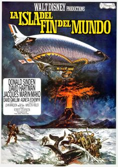 1974 - La isla del fin del mundo - The island at the top of the world