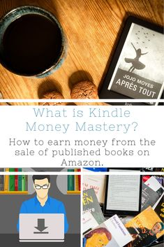 What is Kindle Money Mastery? How Amazon Works, Freelance Sites, Sell Your Books, Money Book, Training Kit, Creating Passive Income, Reading Resources, Social Media Site, Online Work