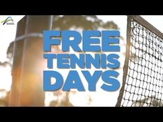 Host a Free Tennis Day – Free Tennis Days - Events - News and Events - Tennis Australia
