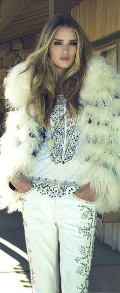#street #fashion boho winter @wachabuy