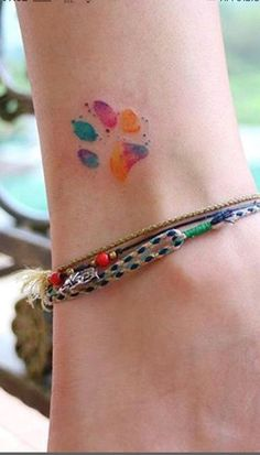 39 Colorful Watercolor Tattoo For Young People tattoos, watercolor tattoos, tattoo ideas,colorful Baby Tattoos, Finger Tattoos, Cute Tattoos, Small Tattoos, Tatoos, Festival Style, Colour Tattoo For Women, Small Watercolor Tattoo, Dog Memorial Tattoos