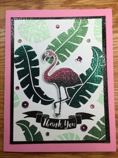 """Stampin Up """"Pop of Paradise"""" stamp Set  http://www.stampinup.com/ECWeb/ProductDetails.aspx?productID=141581&dbwsdemoid=2158591"""
