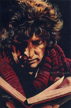 Spirited Portraits - 4th Doctor