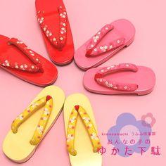 子供用下駄(女の子用浴衣下駄):Amazon.co.jp:アパレル&ファッション雑貨