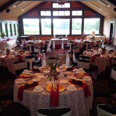 Firestone Country Club Lodge Wedding