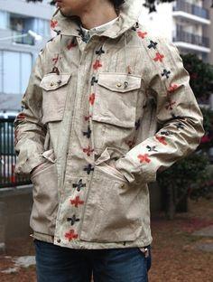 strangewaysnyc:  Visvim Amdo Gore-Tex PFD Jacket