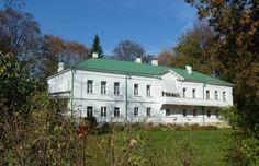 Tolstoy's estate. Director's inspiration for Gaev estate.