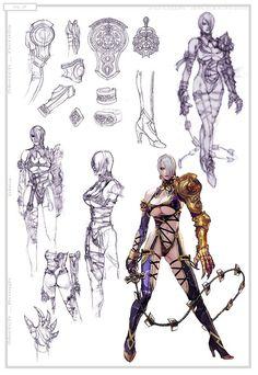 Soulcalibur IV #character