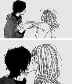 ~Küss sie... Wenn sie kurz vorm explodieren ist...~