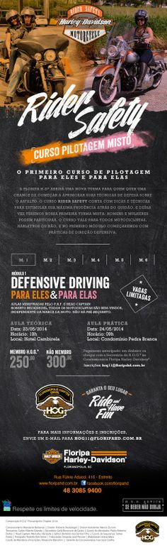 Curso de Pilotagem para formação de Road Captains  http://mmmieventos.blogspot.com.br/2014/05/curso-de-pilotagem-para-formacao-de.html