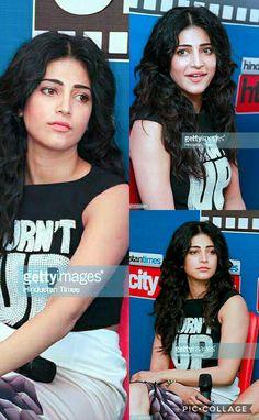 Indian Actress Images, Beautiful Indian Actress, Indian Actresses, Shruti Hasan, Celebrities, Clothes, Beauty, Women, Outfits