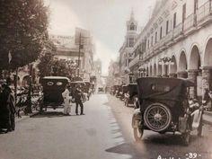 Av. 16 de Setiembre en 1930.