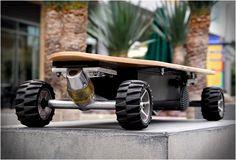 ZBoard | Weight-Sensing Electric Skateboard