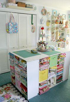 Sewing Studio 2012 | Flickr: Intercambio de fotos