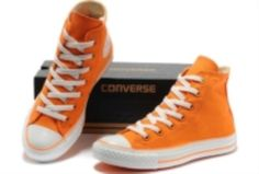 Chuck Taylor High Tops Orange Shoes Converse All Star Women s 489_05_LRG.jpg (600×405)