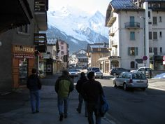 Chamonix and Mont Blanc. Easily the most beautiful and memorable part of my trip to France.