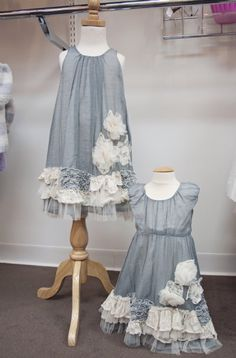 Shabby Chic Sasha Dress Collection PreorderBig Sis Little Sis Looks!12 Months to 14 Years