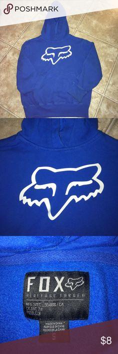Fox Good used condition. Fox sweatshirt Fox Shirts & Tops Sweatshirts & Hoodies