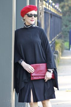 bonjour | style at a certain age #overfortyfashionblogger