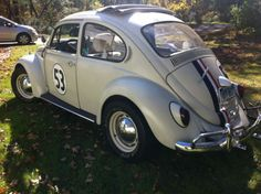 Volkswagen Beetle Classic Herbie The Love Bug | eBay