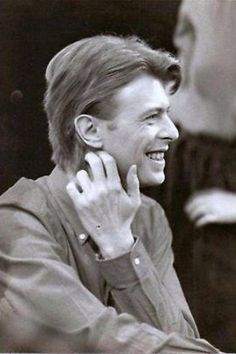 vezzipuss.tumblr.com — David Bowie, Circa 80's