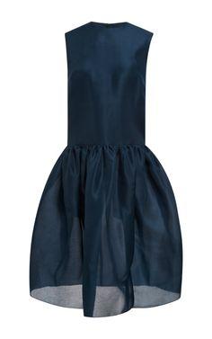 Teal Meridian Dress by Ellery - Moda Operandi