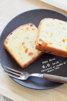 「クリームチーズとオレンジのケーキ」chihiro | お菓子・パンのレシピや作り方【corecle*コレクル】