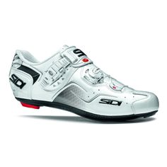 Sidi Kaos Road Cycling Shoes - Road Shoes from Westbrook Cycles UK Road Bike Shoes, Road Cycling Shoes, Mtb Shoes, Mountain Bike Shoes, Cycling Gear, Mode Masculine, Online Bike Store, Shoes 2016, Cool Bike Accessories