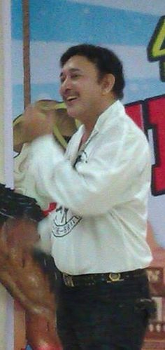 Ernie Garcia a Filipino Actor and singer
