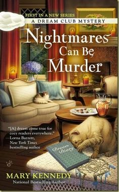 Nightmares Can Be Murder {  Giveaway}