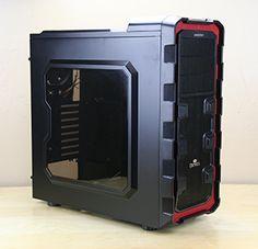 Aerocool En56830 Strikex Air Open Frame Computer Pc Case