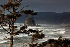 An Oregon Coast Storm   Jay Moore Photography