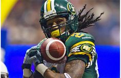 Fred Stamps, Edmonton Eskimos, God I'm gonna miss him Canadian Football, Football Helmets, Stamps, Action, God, Sports, Dios, Hs Sports, Group Action