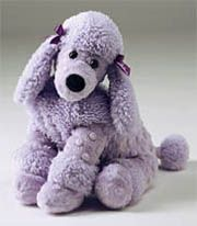 I want this! It has a pouch of lavender in it and you can microwave it and hug it until you fall asleep! So cute.