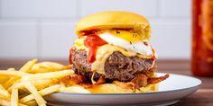 Breakfast Burger Recipe