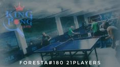 Turneul săptămânal #FORESTA etapa 180: 21 jucători #pingpong #tenisdemasa #asztalitenisz #tabletennis #tischtennis #oradea