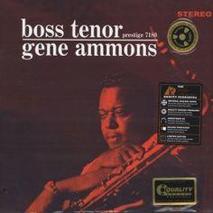 Gene+Ammons+Boss+Tenor+LP+Vinil+200+Gramas+Stereo+Prestige+Analogue+Productions+Kevin+Gray+QRP+USA+-+Vinyl+Gourmet