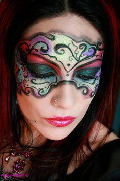 masquerade mask :) Give this a go...? | Swedish house mafia ...
