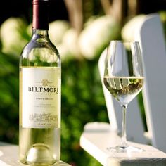 On a hot summer day, sweeter wines can leave you thirstier than wines with higher acidity. We recommend a chilled glass of Pinot Grigio or our Winemaster's  favorite, a crisp glass of Sauvignon Blanc. #biltmorewine #wine101