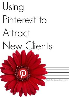 How one successful creative entrepreneur uses Pinterest to attract new clients and work with existing ones. Margot Madison creates beautiful custom invitations for her client's special events, be sure to click through to read how she uses Pinterest in her business.