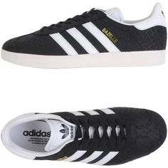 big sale 7cd9a 0ee43 Adidas Originals Gazelle W - Women Sneakers on YOOX. The best online  selection of Sneakers Adidas Originals.
