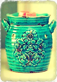 Rustic Bloom, a new warmer available 3/1! OrderwithSandraD.scentsy.us