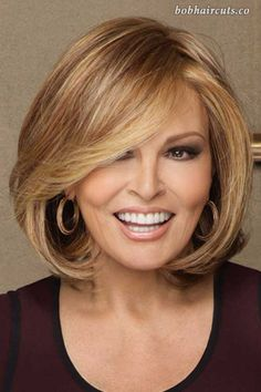15 Bob Hairstyles for Women Over 50 - 2 #BobHaircuts