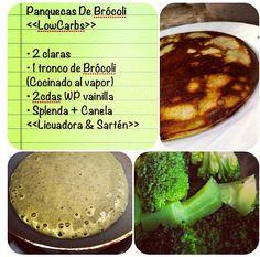 Espinacas pancakes