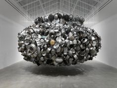 Aesthetica Magazine - Review of Subodh Gupta: Invisible Reality at Hauser & Wirth Somerset